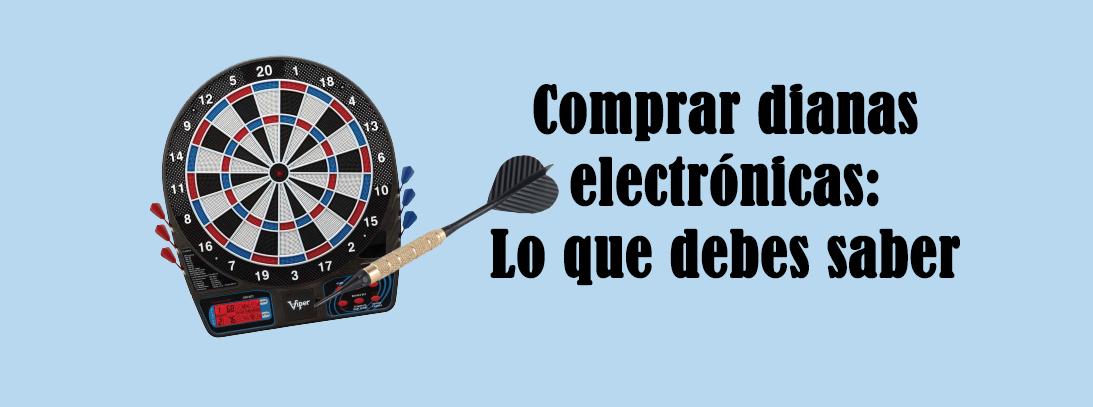 Comprar dianas electrónicas