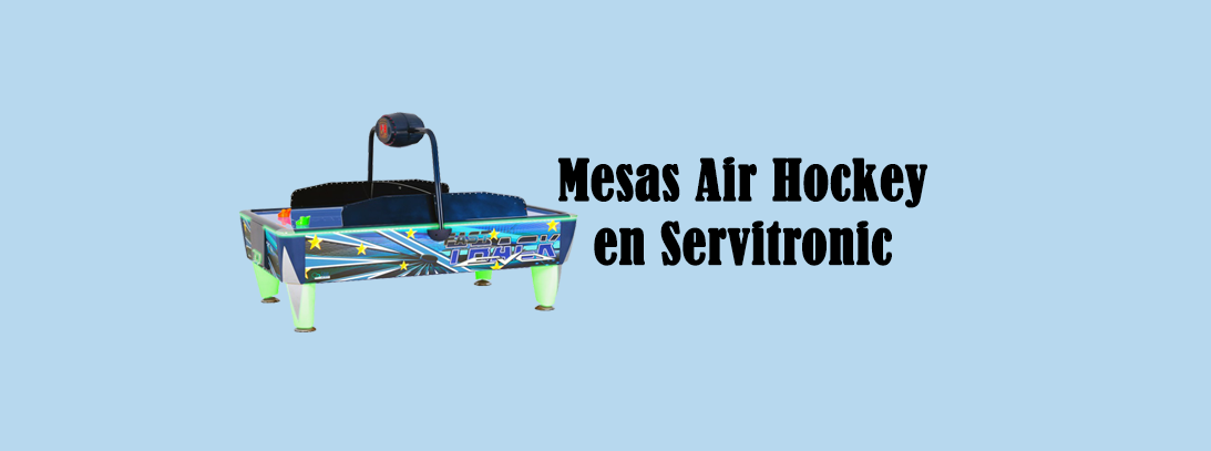 Mesas Air Hockey