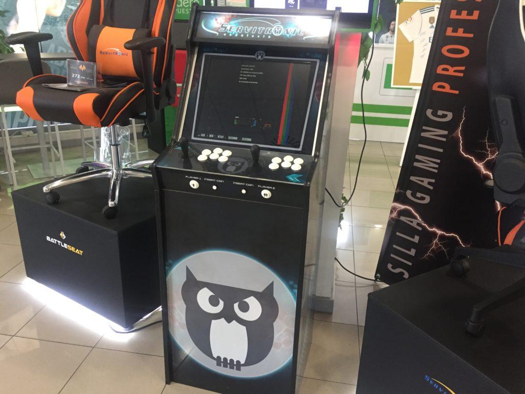 comprar máquinas arcade