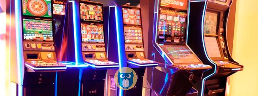 máquinas de juego en los bares españoles