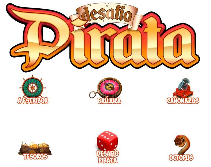 minijuegos desafio pirata