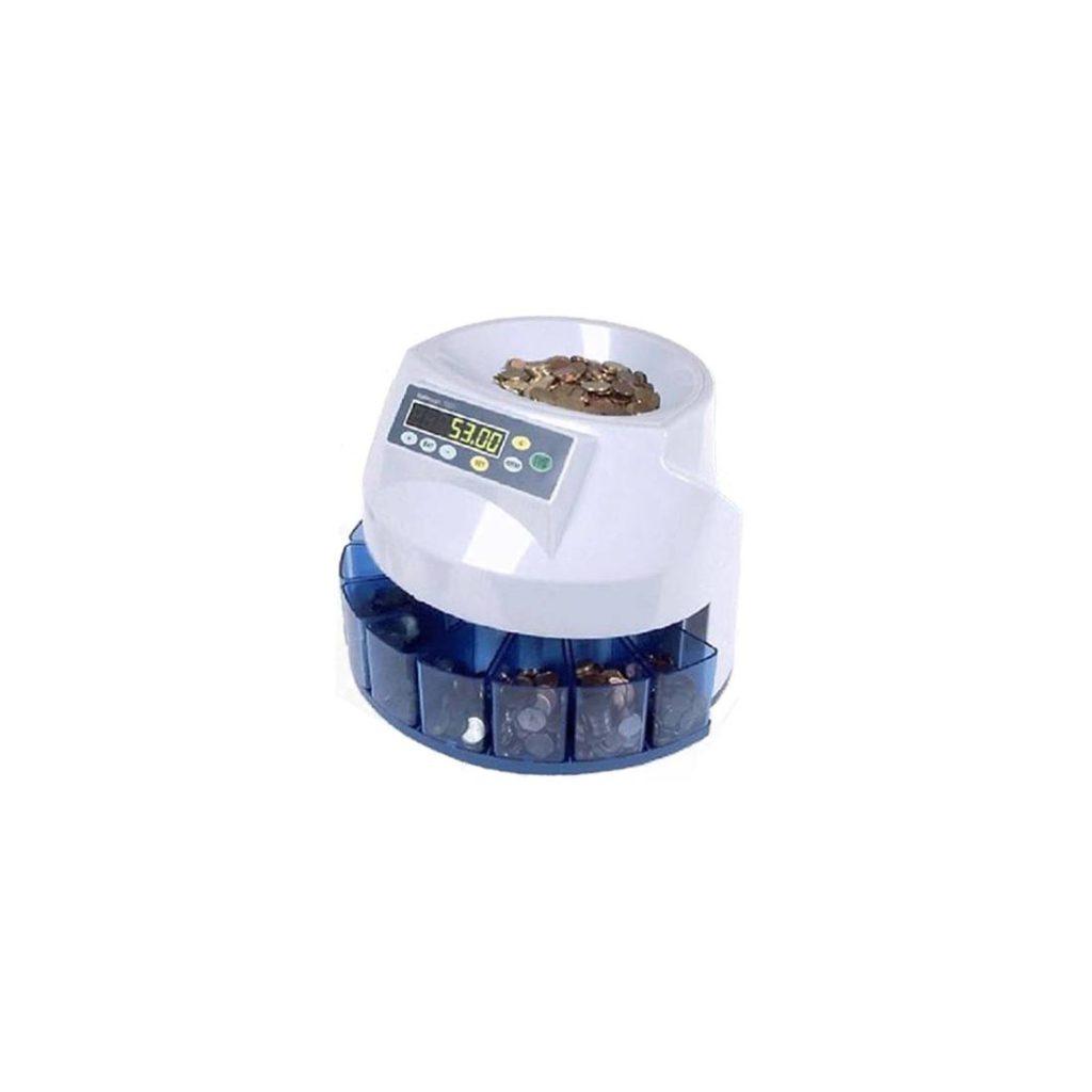 máquinas clasificadoras de monedas