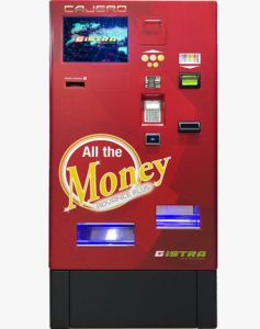 máquinas de gestión de efectivo